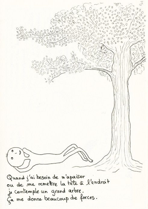023_sous un arbre
