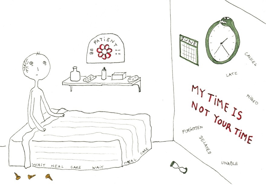 054_my time is not your time